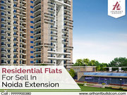 Residential Flats For Sell In Noida Extension