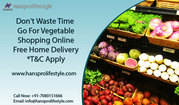 Online Grocery Shopping Allahabad