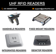PerfectRFID Handheld RFID Reader Price in Delhi