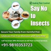 Let's Start Get 20% Discount Pest Control In Delhi | South Delhi