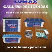 Superior Technology Based Inverter Batteries Manufacturer in Noida | L