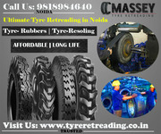 Massey is Leading Tyre Retreading Noida | Dealer in Delhi NCR