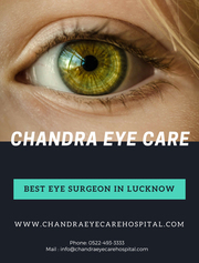 Best eye doctor in Lucknow