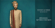 Stylist Designer Wedding Groomswear In Noida,  Delhi Ncr & California