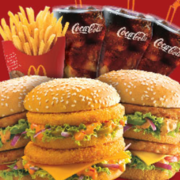 Craving for good food? Come to McDonald's