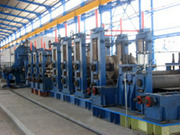 Find Best Industrial Supplier of steel pipe making machinery India