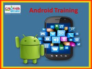 Android Training in Noida - Croma Campus