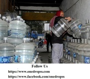 online water delivery And 20 litre water bottle