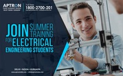 Summer Internship Training for Electrical Electronics Students