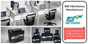 SMF VRLA Battery Manufacturer India | SMF Battery Manufacturer