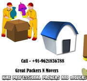 Local household shifting in Allahabad