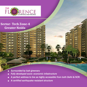 JM Florence Projects In Noida Extension,  2/3/4 Bhk Flats,  8447146146