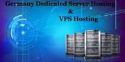 Germany Dedicated Server Hosting and VPS Hosting Plans at Low pri