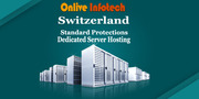 Switzerland Server Hosting – KVM Virtualization and DdoS