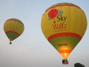 Hot Air Balloon Rides in India
