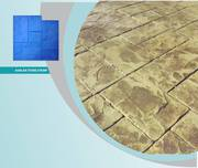 Stamped concrete | Stamped concrete flooring in Delhi NCR – Ecocret