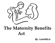 Maternity Benefits ACT in India