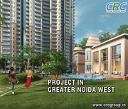 Project in Greater noida west | CRC Sublimis