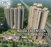 Noida extension sector 1 projects | CRC Sublimis