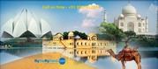 Book Golden Triangle Tour Packages in India