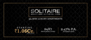 Call 8287724724 for Booking in Godrej Solitaire Noida