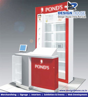 Retail merchandising Unit Services in Ghaziabad | Design House India