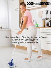Home Deep Cleaning & Pest Control Services