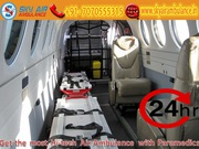 Get Sky Air Ambulance Service at an Economic Fare in Lucknow
