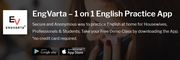 No One To Talk In English With? Practice English with experts-EngVarta