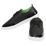 Shop Stylish Adler Black Casual Shoes for Men Online @ Best Price!