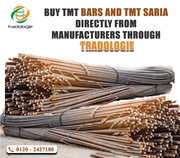 Buy Bulk TMT Bars,  TMT Saria Directly From Manufacturers