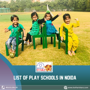 Best Playway Schools In Noida