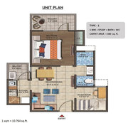 Buy 1 bhk Apartment in Low budget & Meerut road Ghaziabad