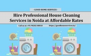 Professional House Cleaning Services in Noida at Affordable Rates