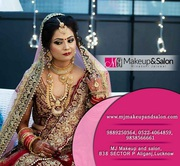 Bridal Makeup | Makeup in Lucknow - MJ Makeup and Salon