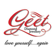Buy Diamond Pendant Online | Designer Pendant Set - Geet Jewellery