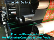 Industrial | Pharma | Food and Label Manufacturing Company in UP