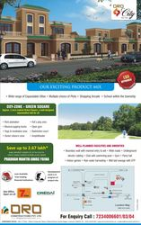 Flats in Lucknow for sale- Oro Constructions