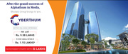 Bhutani Cyberthum - Commercial Space & Retail Shops for Sale in Noida