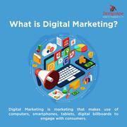 Add life to your business with Digital Marketing
