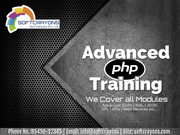 Advanced PHP Training courses coaching Institute In Ghaziabad