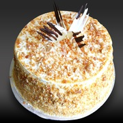Butterscotch Cakes Order Online In Bangalore