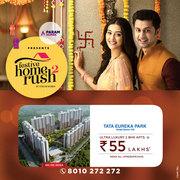 Buy 2, 3 BHK Residential Apartments at sector 150 Noida | Eureka park