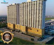 Paramount Golfforeste Studio Apartment In Greater Noida