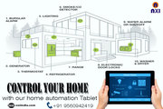 Digital home automation tablets