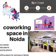 coworking space per day-RevStart
