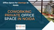 Co-working, Workspace Meeting and Conference Space in Noida By RevStart