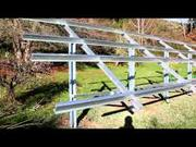 Aluminium Solar Panel Frame