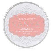 Buy Best Pomegranate Face Mask Online - Vanya Herbal