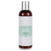 Buy Mint & Tulsi Shower Gel Online - Vanya Herbal